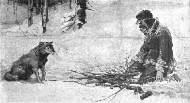 To Build A Fire By Jack London Art Of Manliness To Build A Fire Jack London