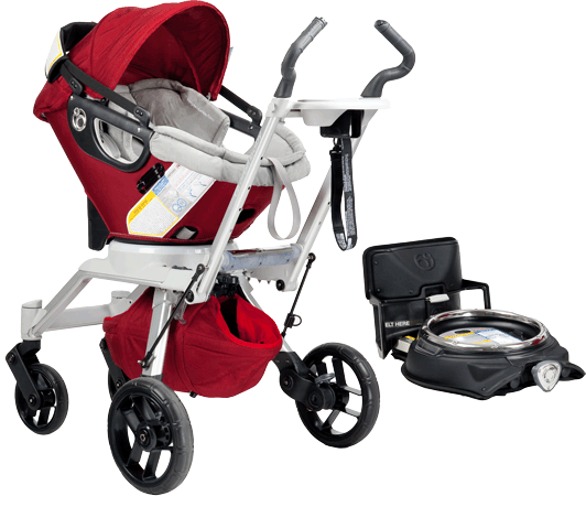 The Orbit G2 travel system....I hope to have this