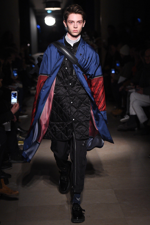 OAMC - Fall 2017 Menswear