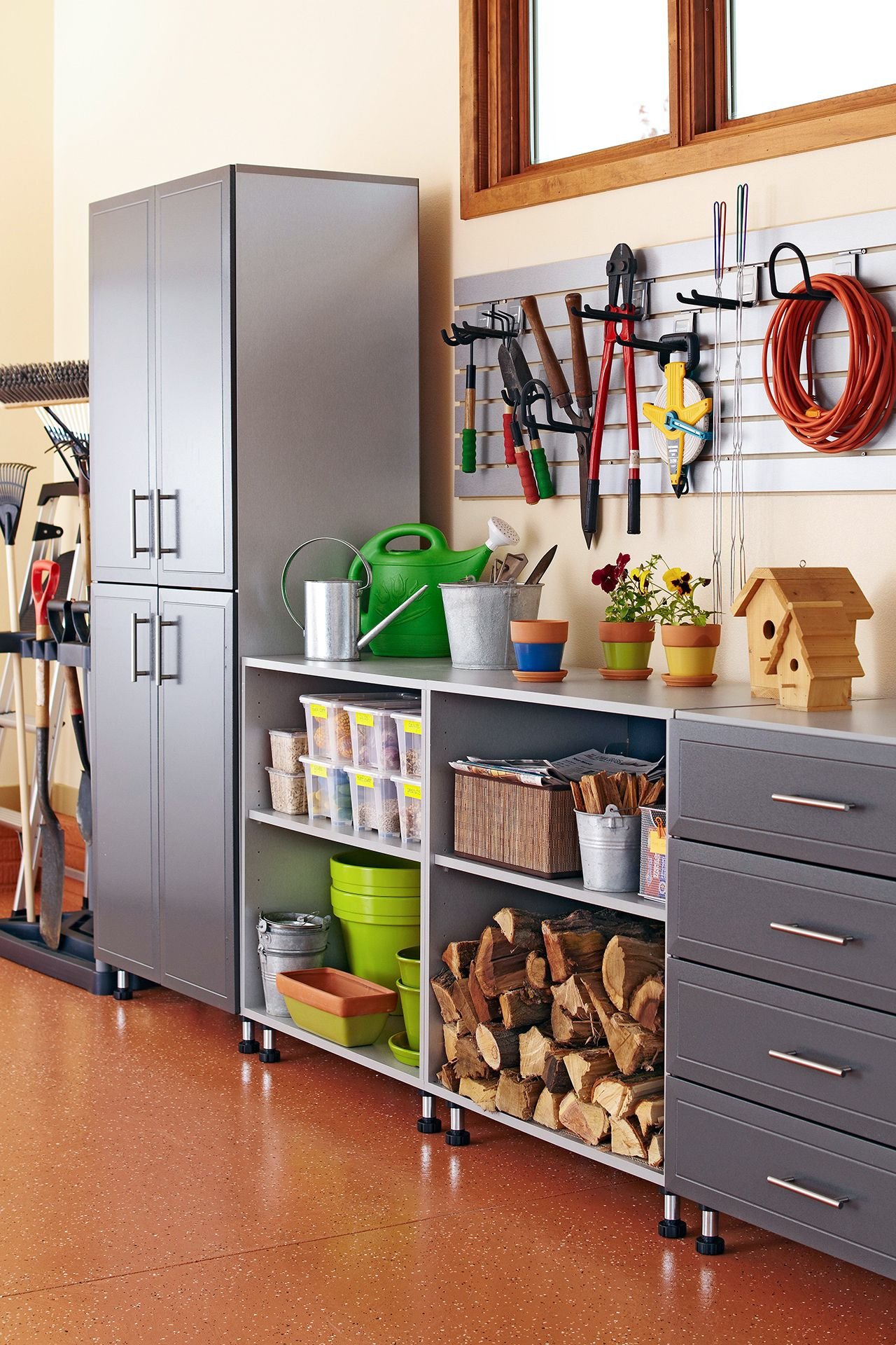 Know These Garden Basics And You Ll Have The Best Garden On The Block Garage Storage Organization Garage Organization Tips Garage Organization