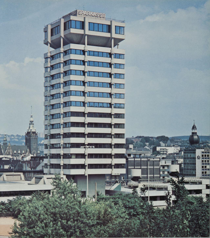 Architectureofdoom Wuppertal Architecture Brutalist