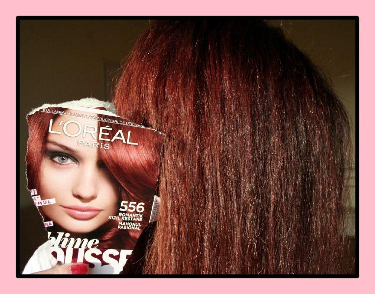 Loreal rote Haarfarben Ideen im Jahr 2018 - HaarFarben ...