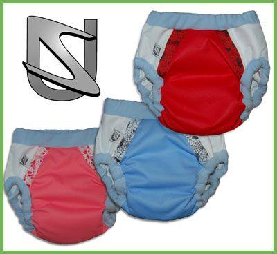 Super Undies Nighttime Underwear