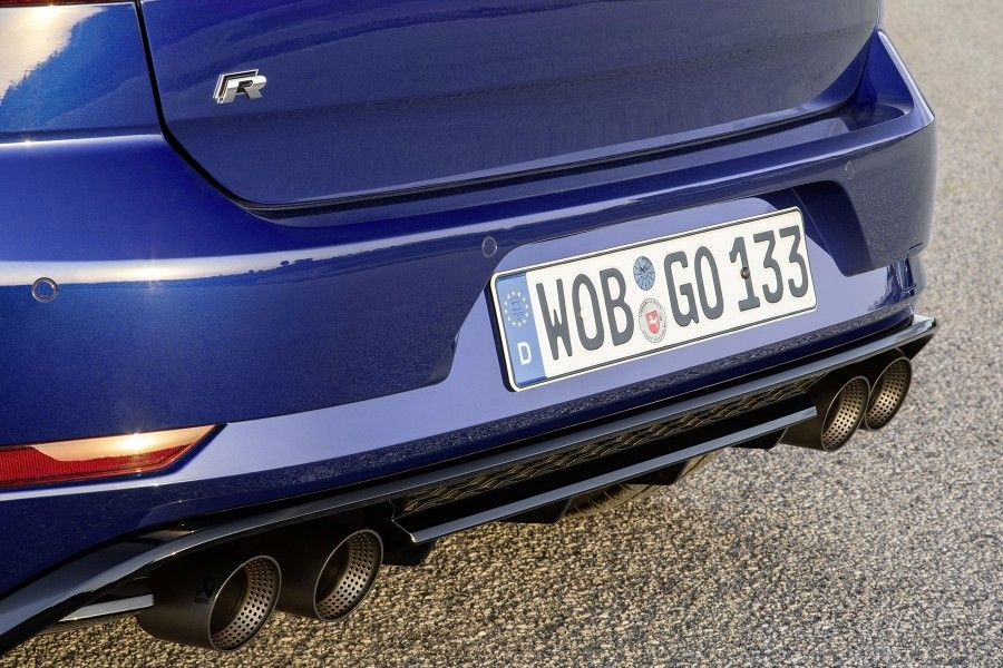 La Golf 8 R Sera Fantastique Mais Pas Hybride Volkswagen Golf Golf R Golf