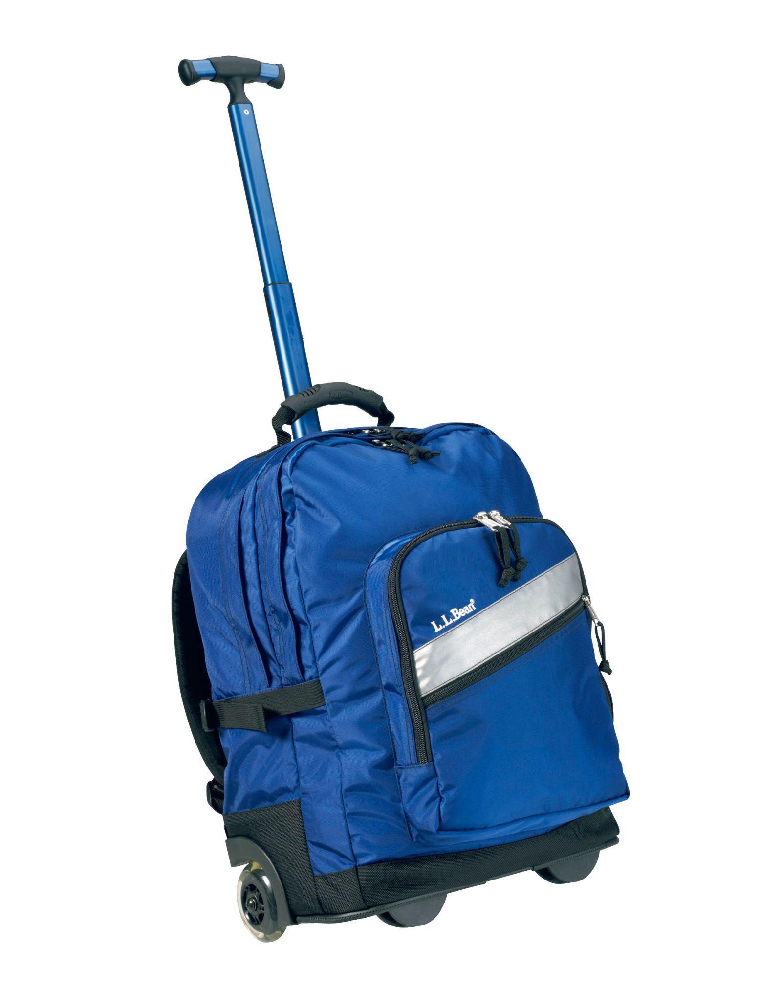 762ad4f769 High Sierra Freewheel Wheeled Book Bag Backpack- Fenix Toulouse Handball