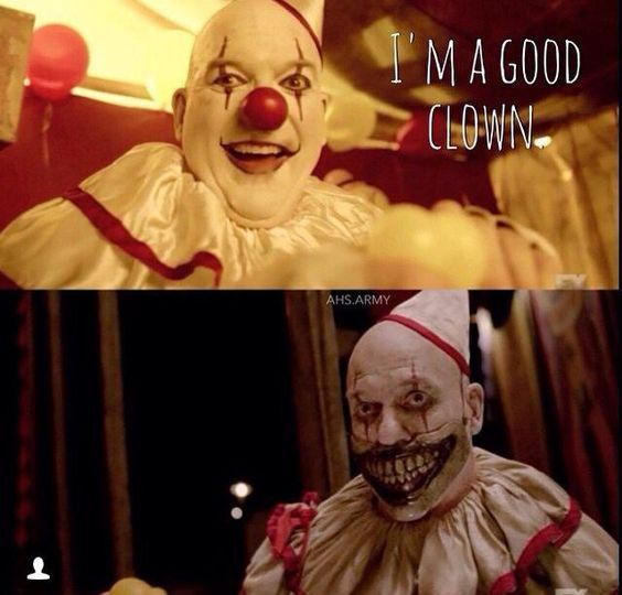 AHS Seriously The Saddest Character in The History of American Horror Story.
