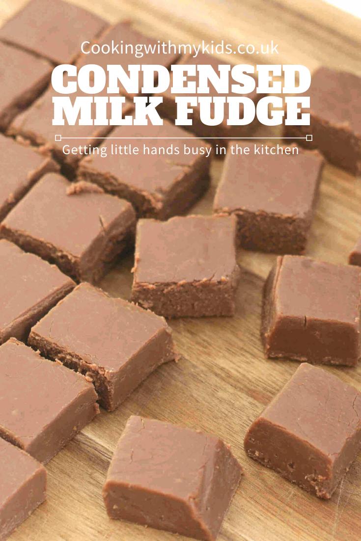 Condensed Milk Fudge Recipe Slow Cooker Fudge Slow Cooker Recipes Dessert Fudge Recipes