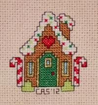 Gingerbread House Cross Stitch Pattern Pesquisa Google