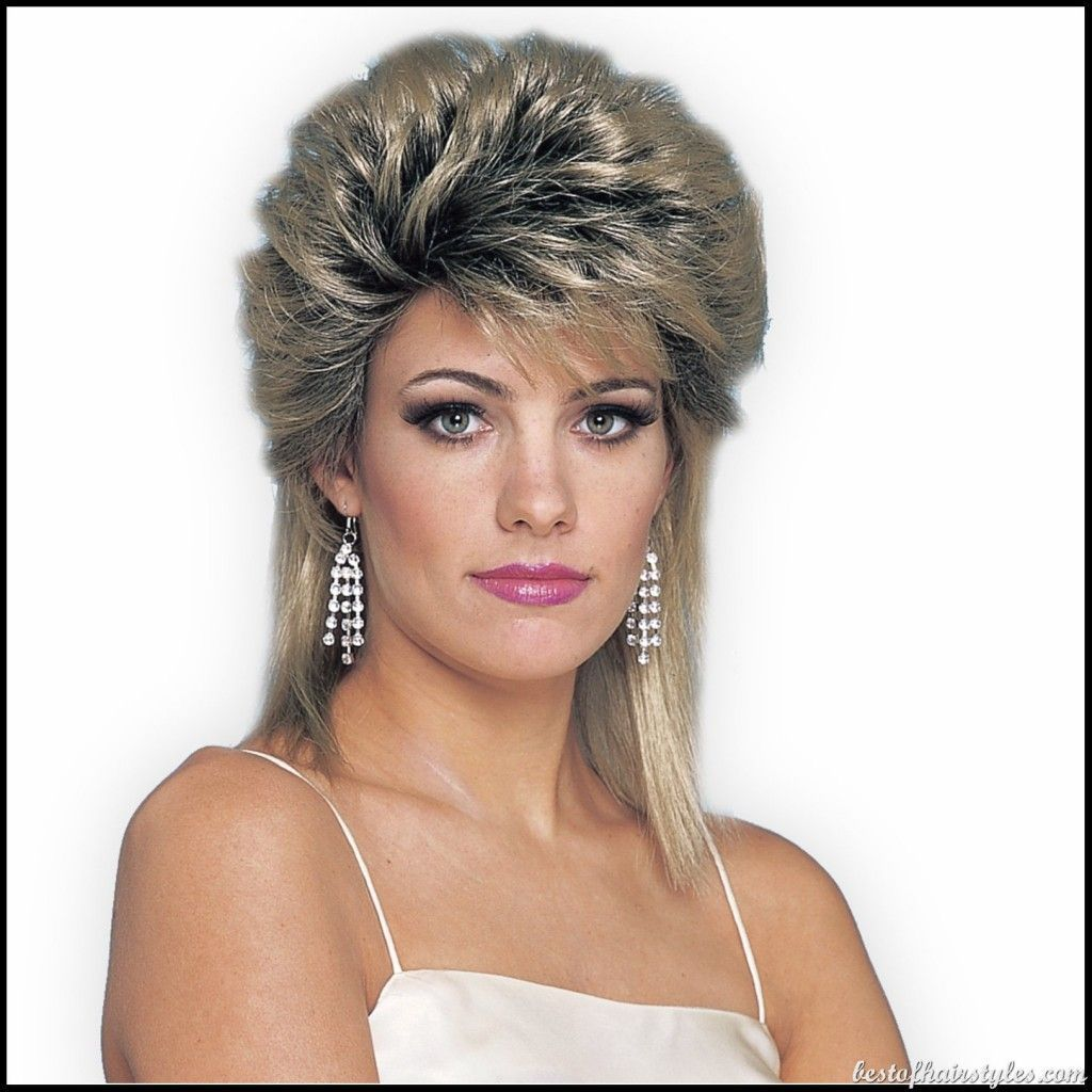 80s hairstyles for short hair - all hairstyle | retro 80's