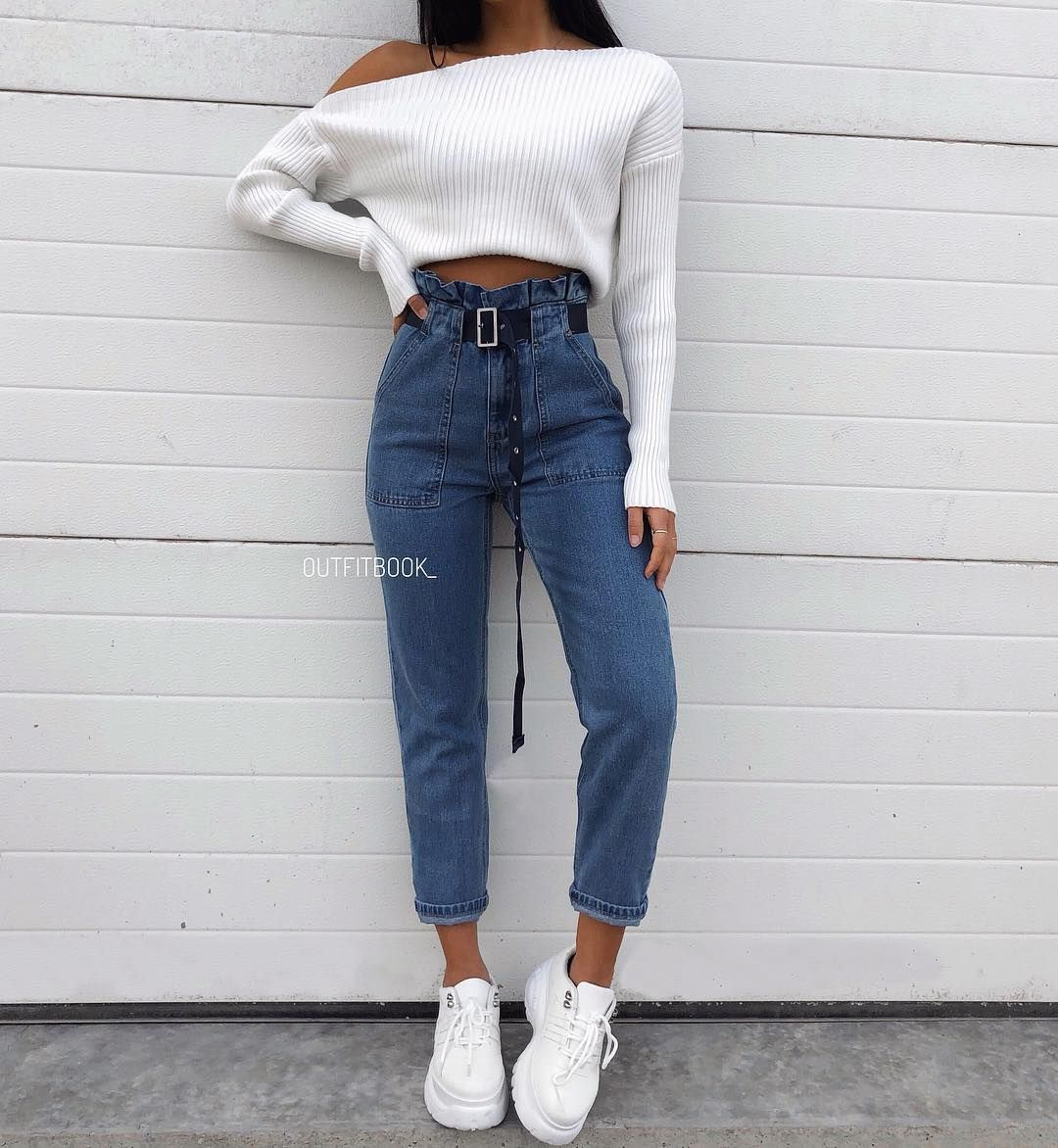 a227c16714 eekend 💙 ✓ casual and comfy look 😍😍😍 |🔎 Jean | Things to ...