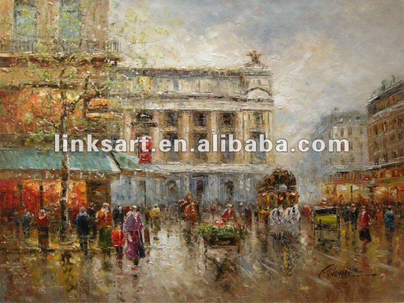 impressionist_paris_street_oil_paintings