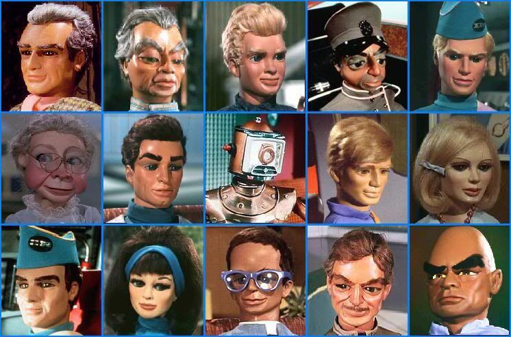 Thunderbirds The Cast ღ N Thunderbirds Are Go