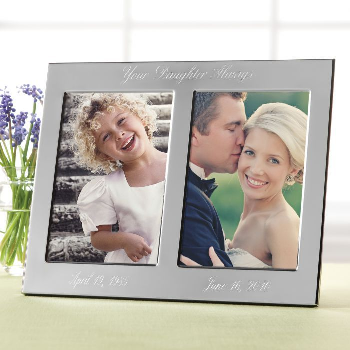 Personalized Wedding Photo Frame | Pinterest | Wedding photo frames ...