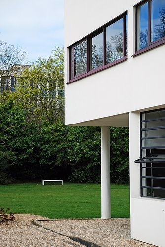 Villa Savoye, Poissy - Le Corbusier | Woning I | Pinterest | Le ...