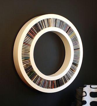 Interesting CD Rack designs | Stuff to Buy | Pinterest ...