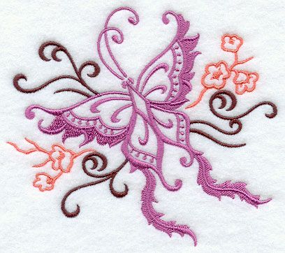 Machine Embroidery Designs at Embroidery Library! - Color Change - D8337
