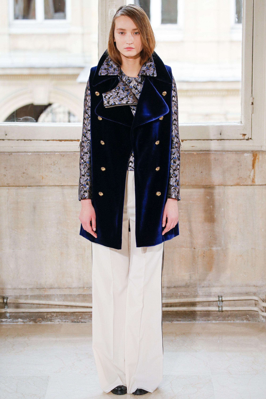 Bouchra Jarrar Spring 2016 Couture Fashion Show