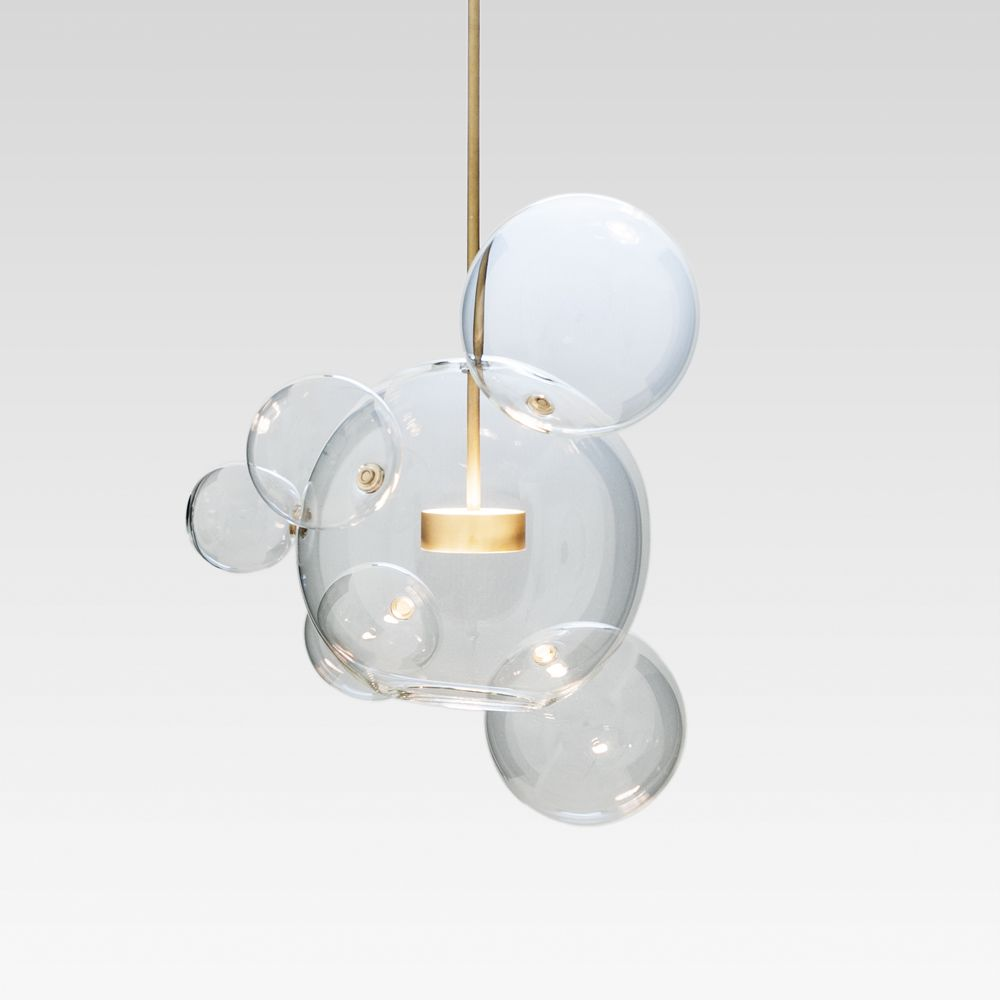 Giopato And Coombes Bolle Lighting Chandelier Suspension