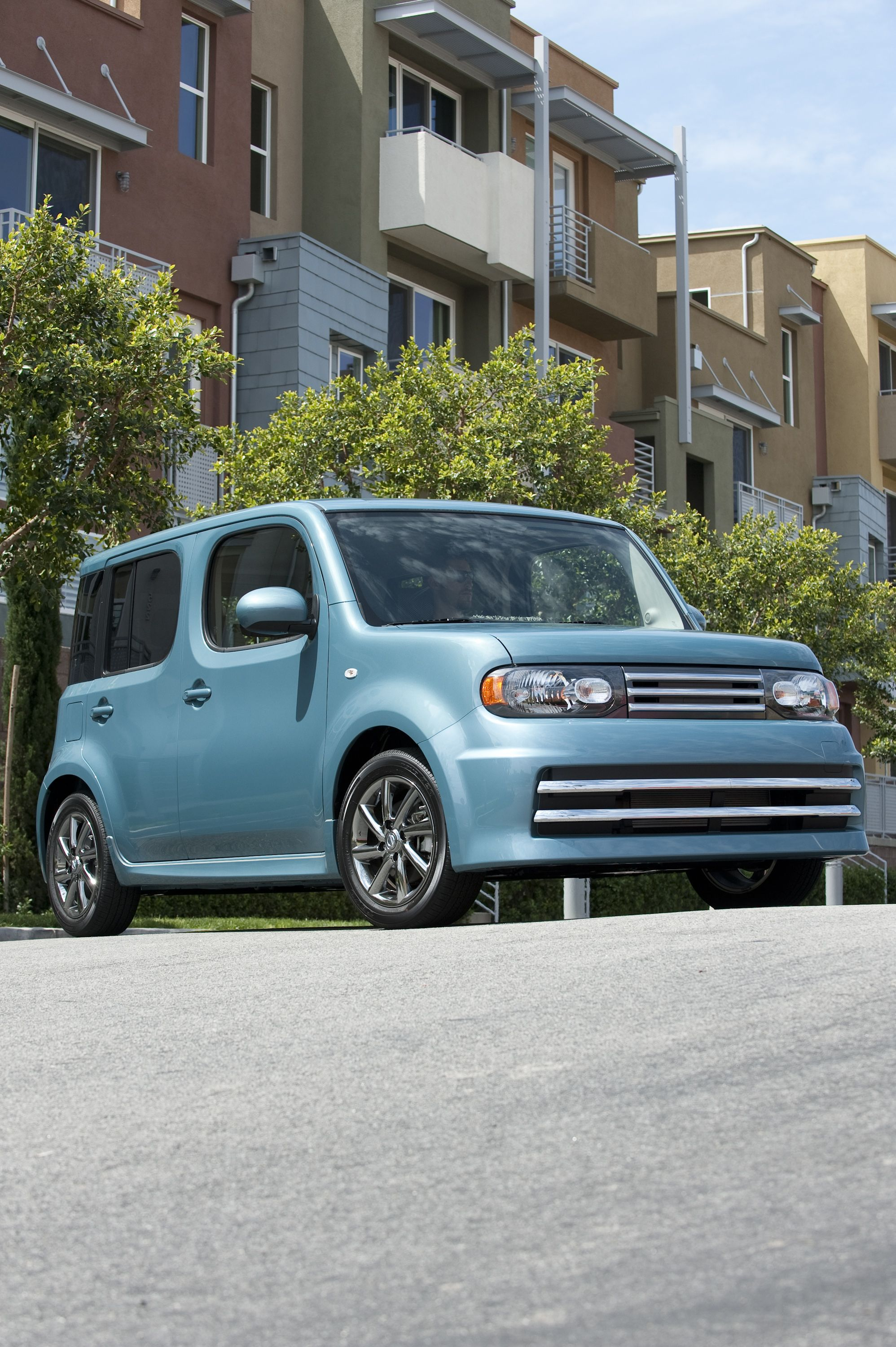 Make Model Year Color Dailydrive Nissan Cube