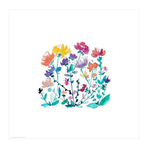 BILD Poster IKEA Motif created by Kiana Mosley. You can personalize your home with artwork that expresses your style.