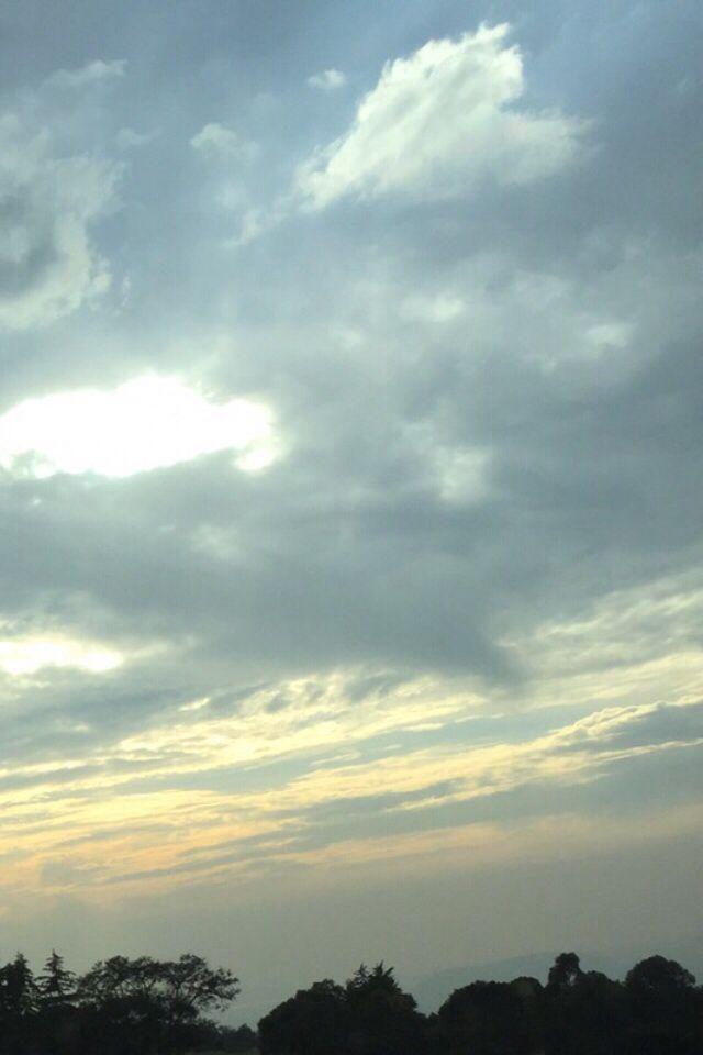 Corazones en el cielo de México