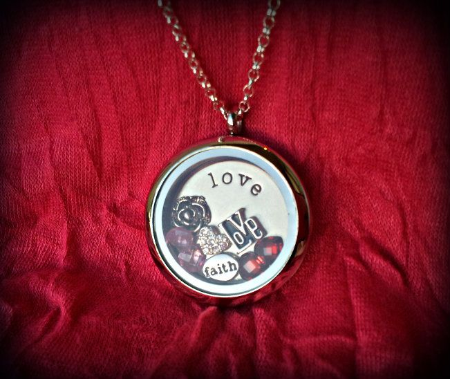 Give your special someone a hint this Valentine's Day and tell your special story with an Origami Owl living locket!  Shop/Origami Owl