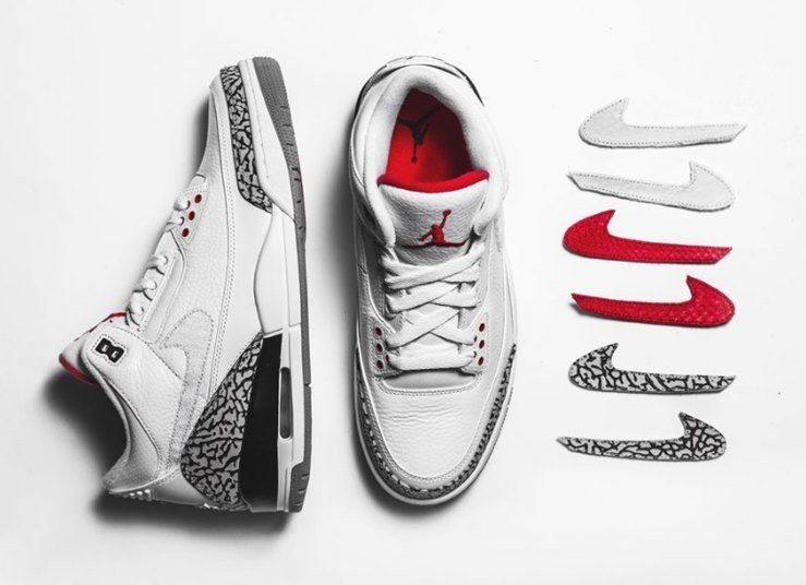 sports shoes 46cbb 1673c Nike Air Jordan 3 JTH (Justin Timberlake Tinker Hatfield) Sneakers Review