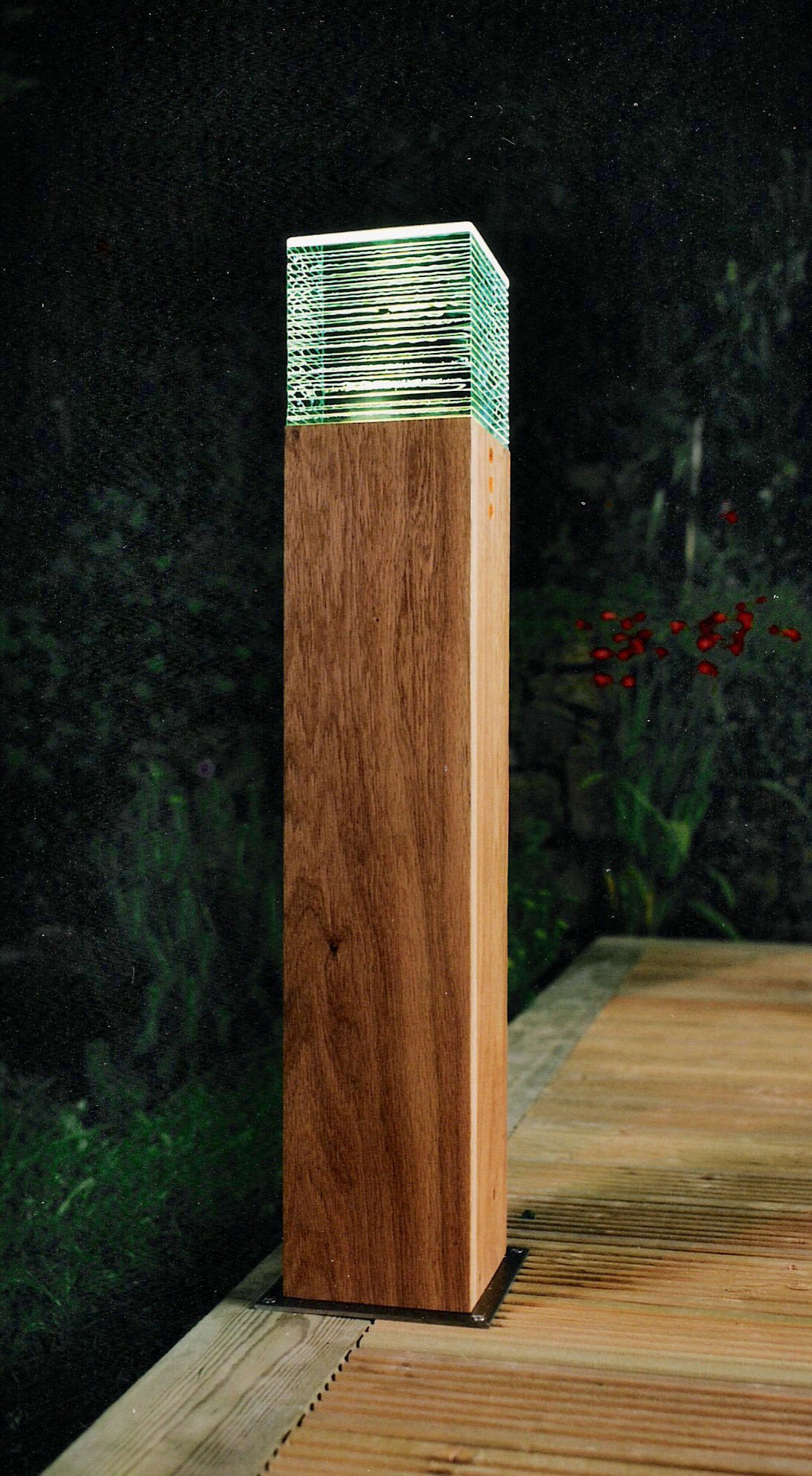 the iroko led bollard light is a robust and highly attractive outdoor led bollard light designed for both commercial and residential use - Bollard Lights
