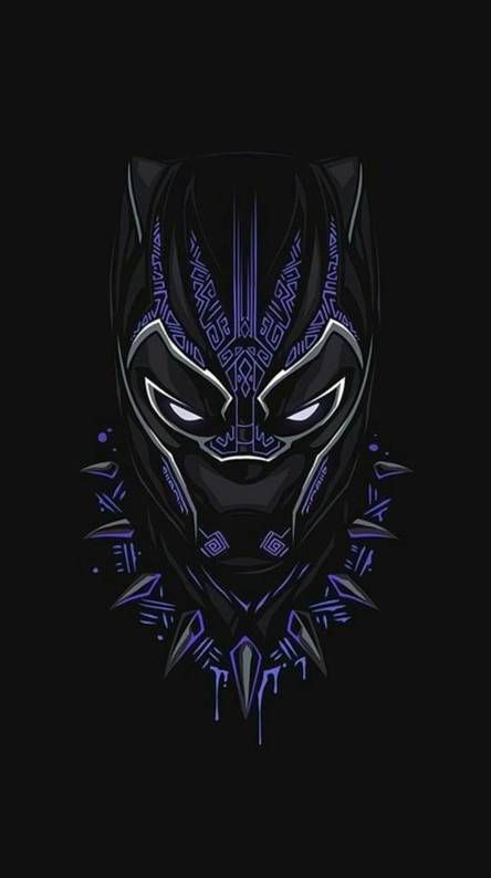 Black Panther Wallpaper 4k Iphone 3d Wallpapers Black Panther Hd Wallpaper Black Panther Marvel Black Panther Tattoo