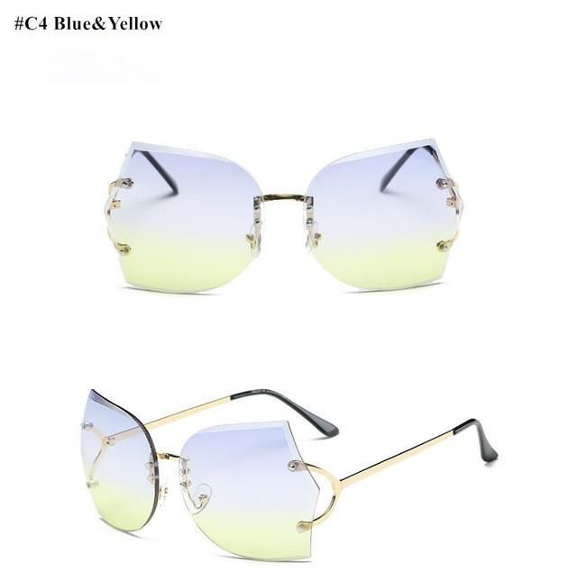 605f006da4e4 Eyewear Type: Sunglasses Item Type: Eyewear Brand Name: HBK Gender: Women  Model
