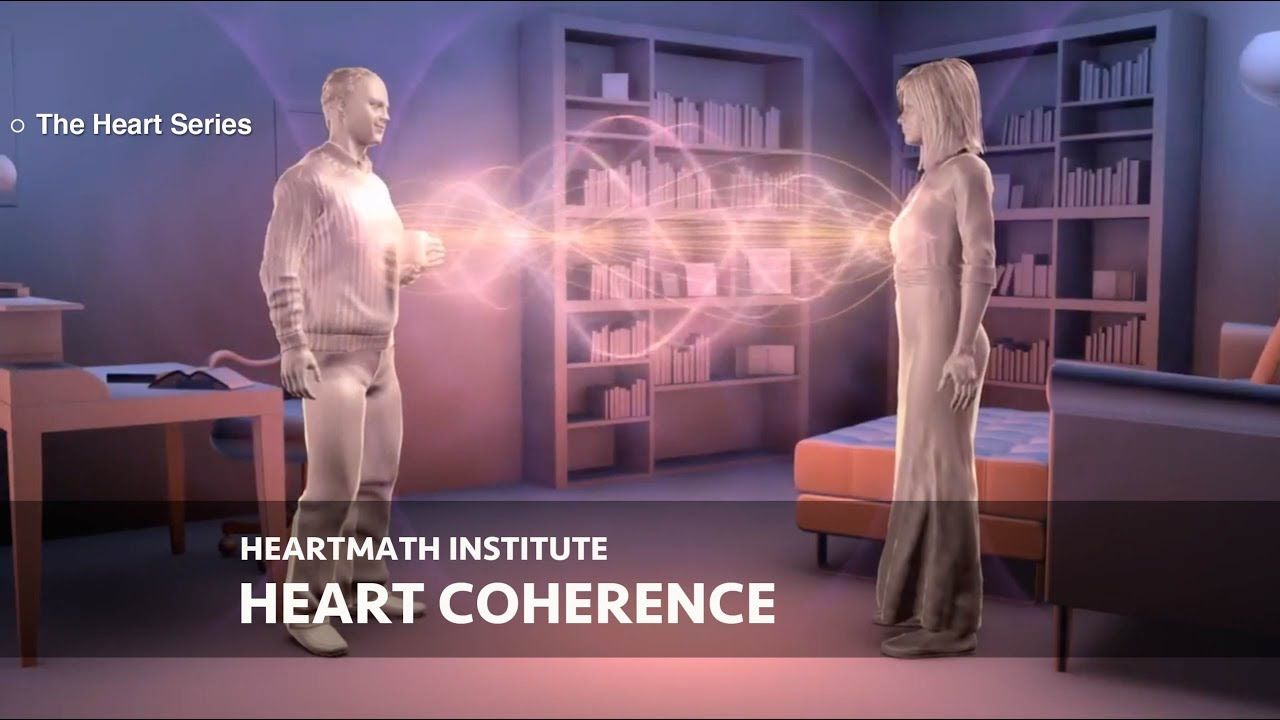 Heart Coherence Heartmath Institute Human Heart Function Heart Function Intuition