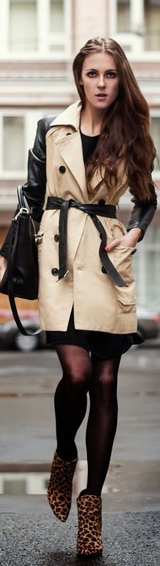#Trench #Coat #2 by Neon Rock