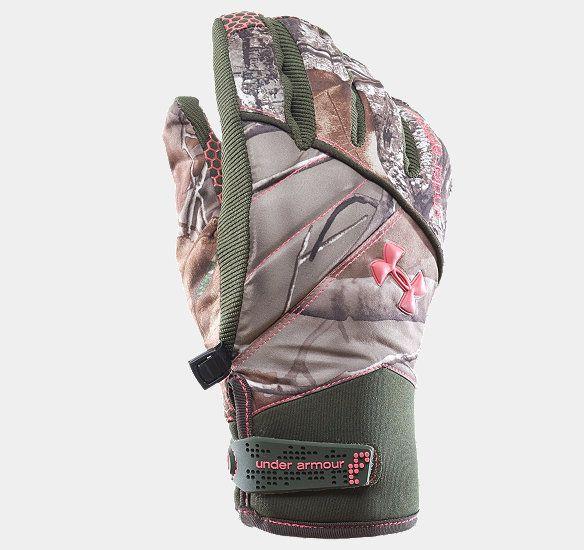 734bb723ff Women's Flex Camouflage Gloves   1220782   Under Armour US winter ...