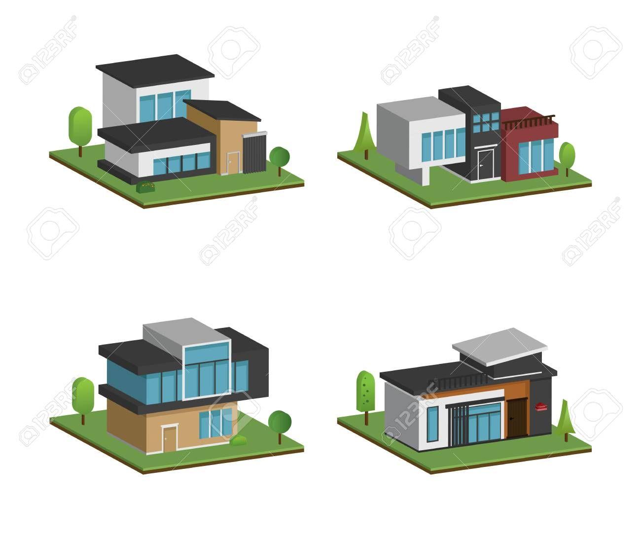 Real Estate Silver Logo Design. 3D Rendering Illustration #estate #house  #real #home #archi…   House logo design, Professional logo design, Real  estate logo design