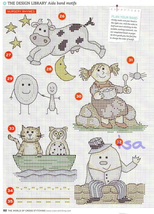 (1) Gallery.ru / Фото #17 - The world of cross stitching 123 - tymannost