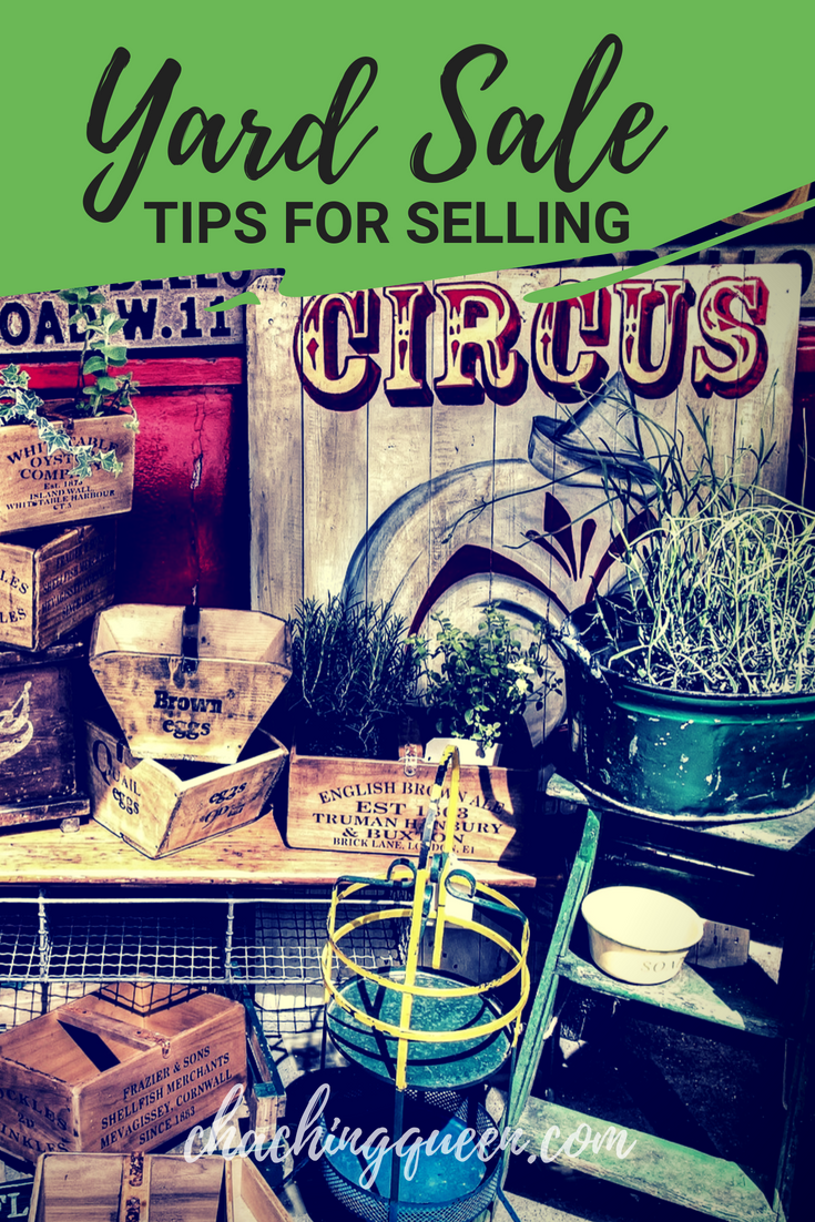 Garage Sale Book Prices Garage Sale Tips And Garage Sale Prices 6 Tips For A Successful