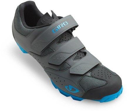 83e60a0db Giro Men s Carbide RII Mountain Bike Shoes Dark Shadow Blue 43 ...