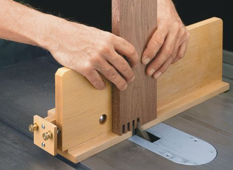 Dial In Perfect Fitting Box Joints On Your Table Saw Or