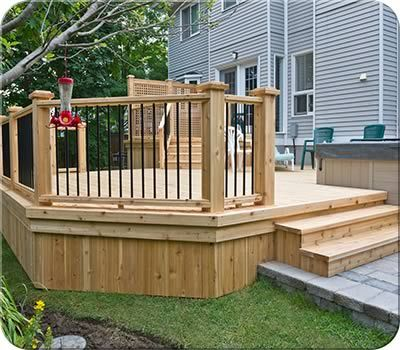 Decks Products Outdoor Improvements Fence All Ottawa On