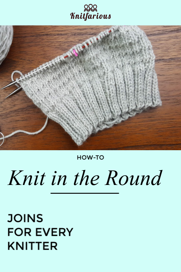 What You Need to Know to Knit in the Round