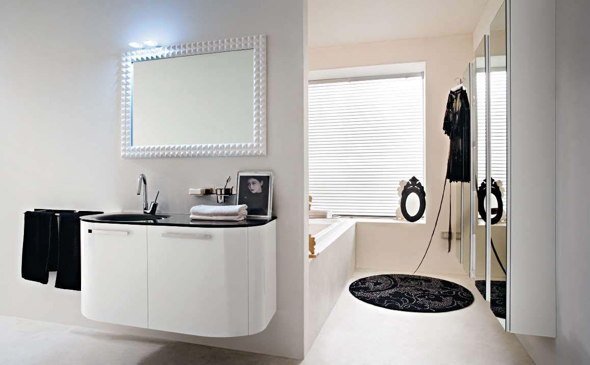 Cool Black And White Bathroom Design Ideas | Pomysły do domu ...