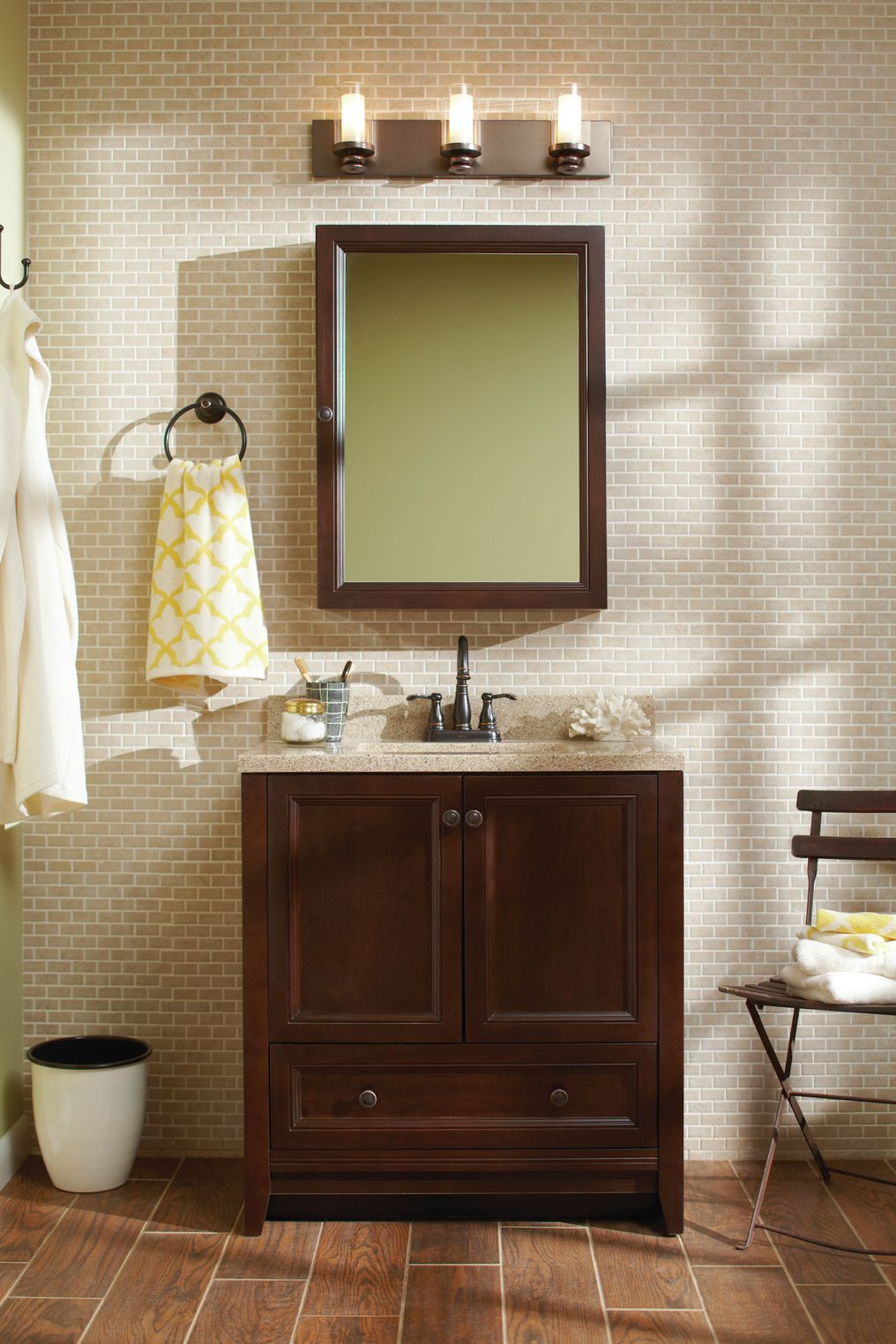 Photo of 13 Clever Ways How to Improve Craftsman Style Bathroom Fixtures