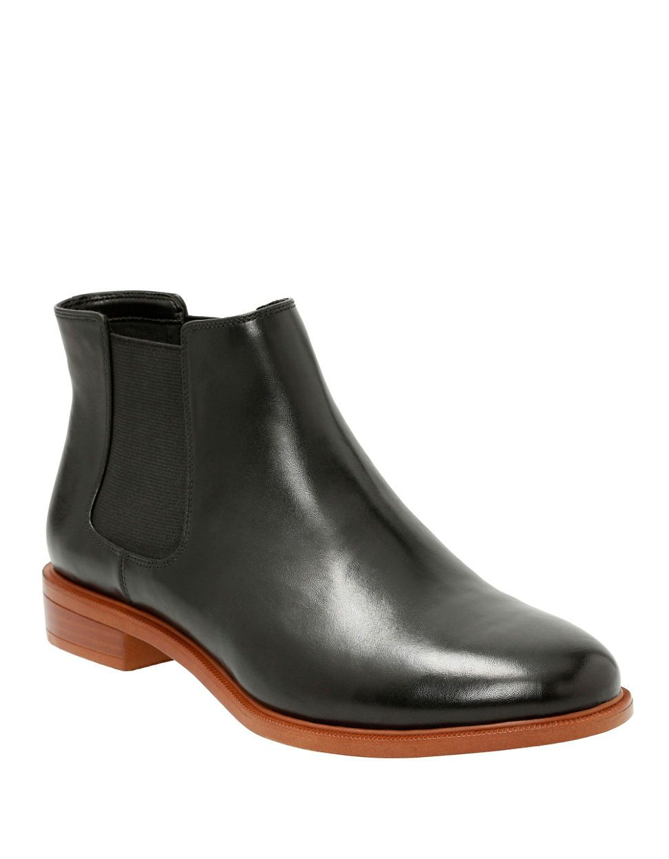 Purchased Clarks® 'Taylor Shine' Chelsea Boot (Women) available at