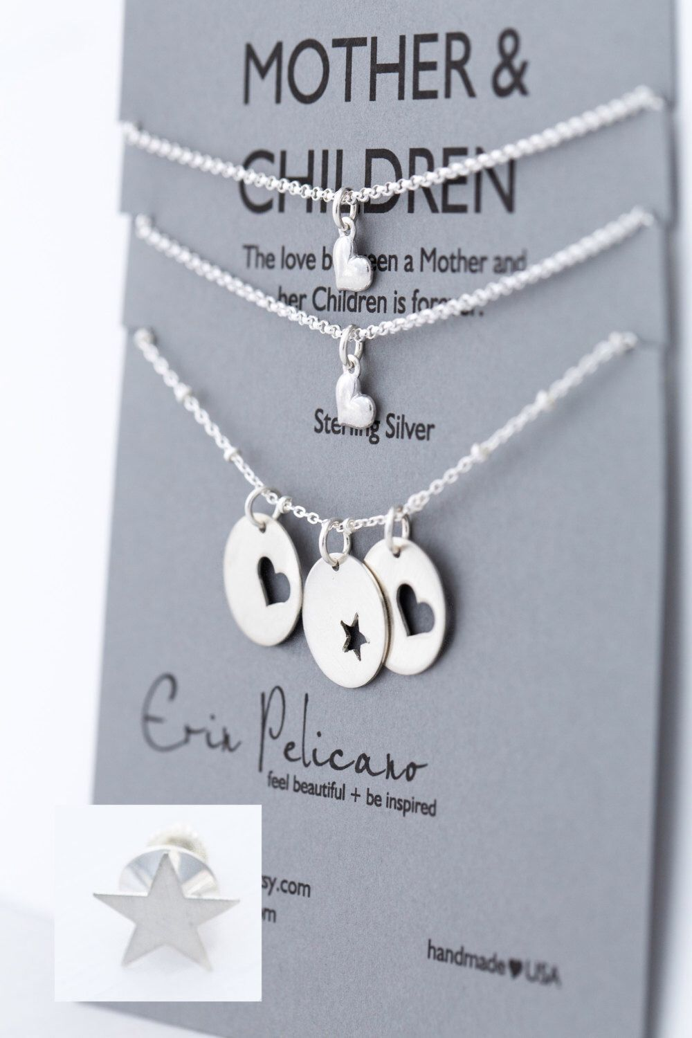 Daughter in Law Gift Set of 2 Forever in My Heart Mother in Law /& Daughter in Law Necklaces Personalized w-Letter Charms-Mother in Law Gift