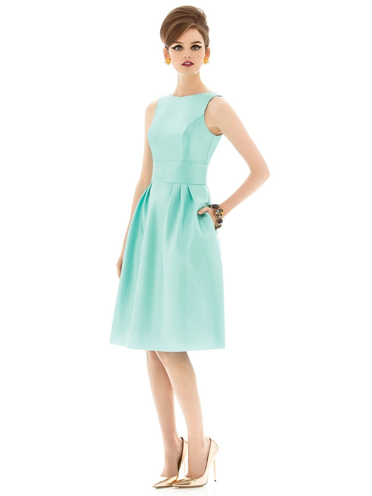 Alfred Sung Bridesmaid Dresses - Style D660 #alfredsung #dessy ...