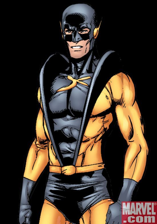 marvel comics yellow jacket