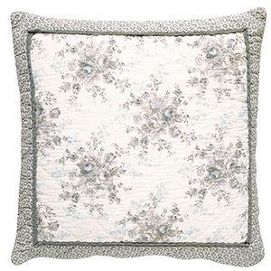 Tyynynpäällinen, Sophie warm grey   Sisustus Romantico - sisustaminen - lahjatavarat - verkkokauppa
