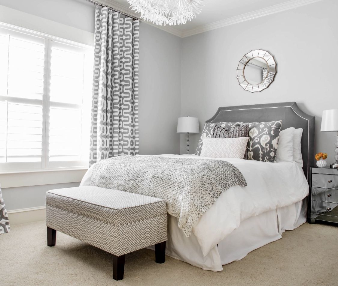 cozy dream bedroom grey bedroom decor with grey velvet on discover ideas about master dream bedroom id=39078