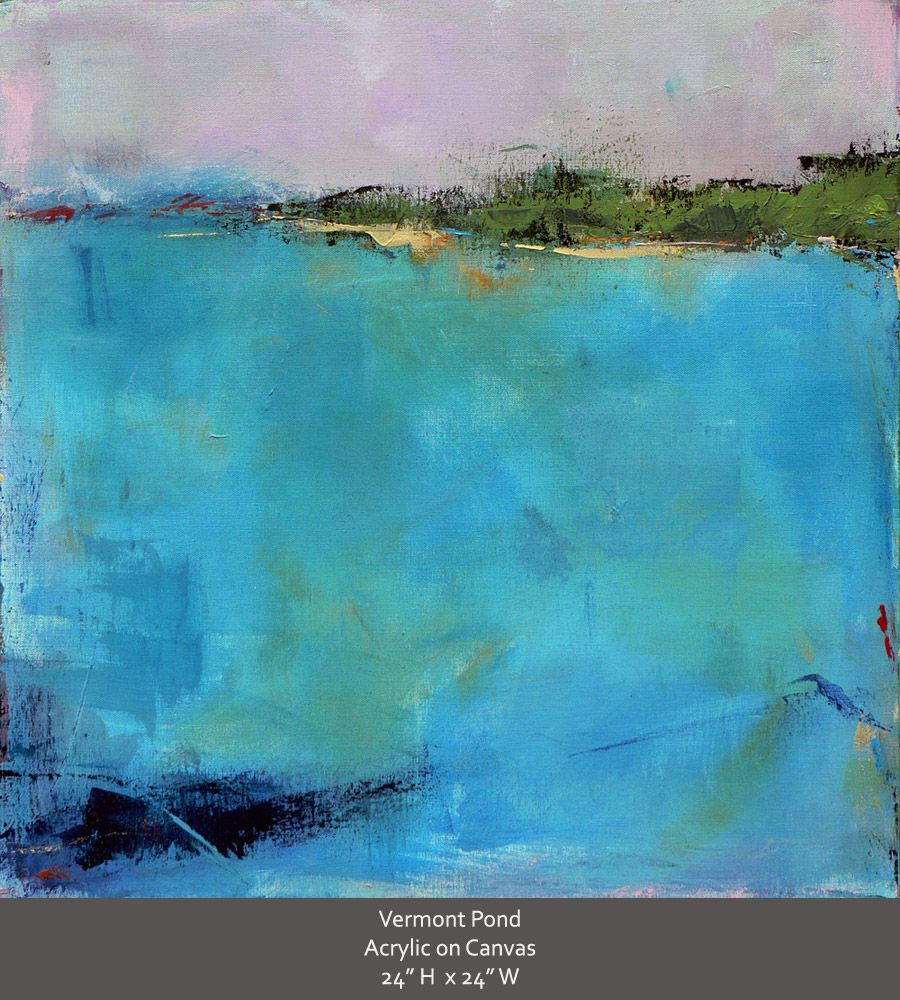 Jacquie Gouveia: Contemporay Abstract Paintings: Abstract