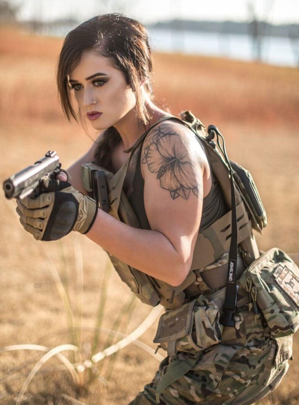 Pin by Kris Logan on Channel Best Gal & Guns Girl guns